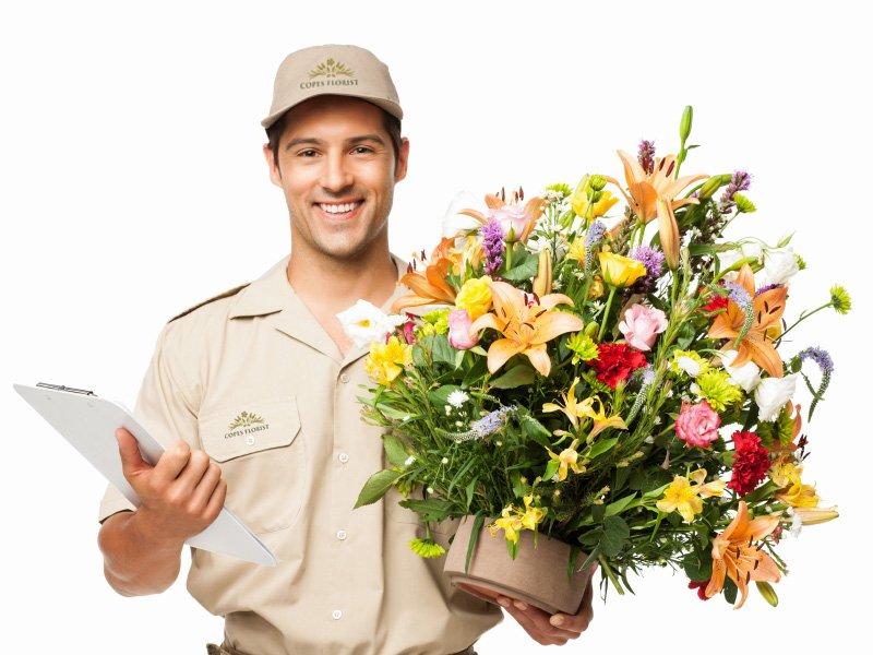 доставка цветов 2