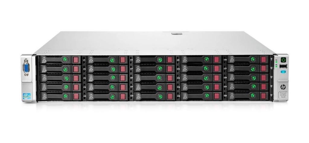 HP ProLiant DL380e Gen8 25xSFF